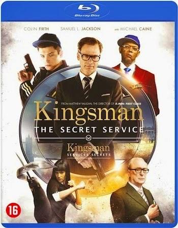 Kingsman The Secret Service (2014) Dual Audio Full Movie