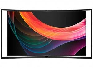 Samsung OLED curvedscreens