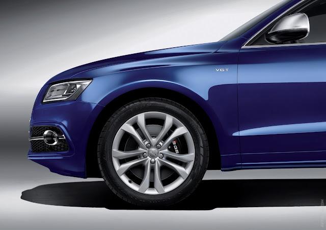 Audi SQ5 size image