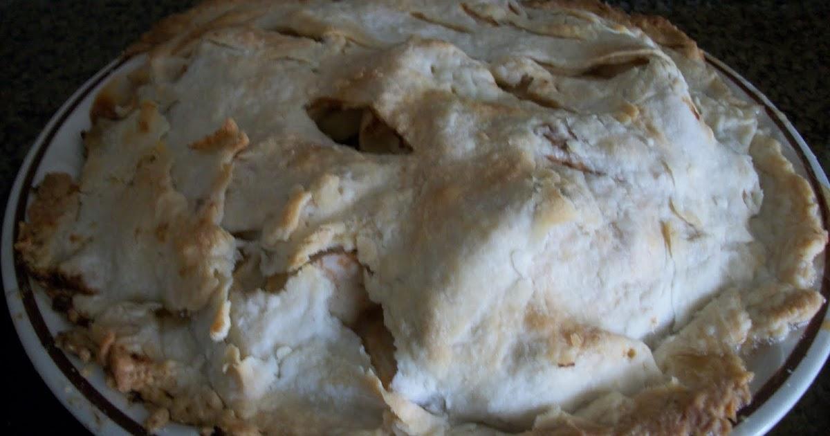 Foodie Memoirs: Old Fashioned Apple Pie