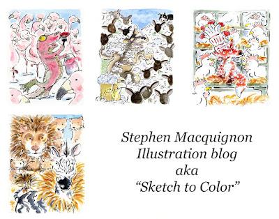 Stephen's site