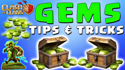 5+ Tips Agar Gems BOX Clash of Clans Cepat Muncul