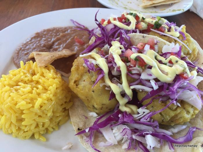The pinay nanay for Fish tacos near me