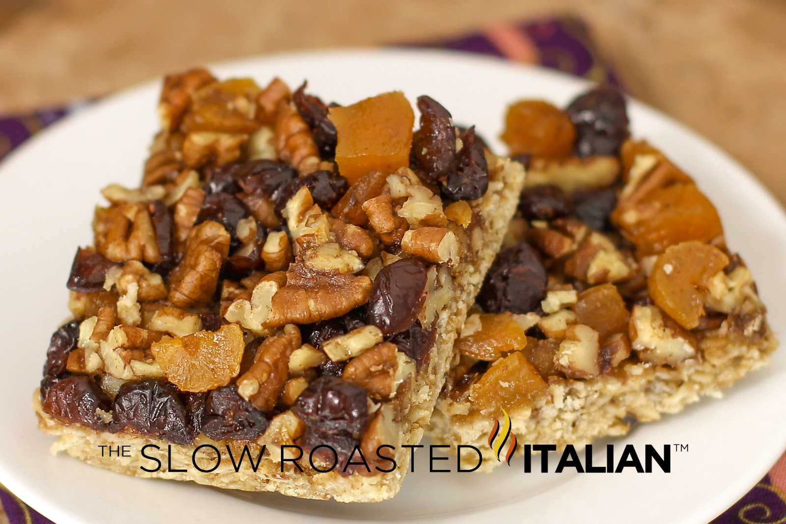 healthy fruit and nut bars is fruit diet healthy