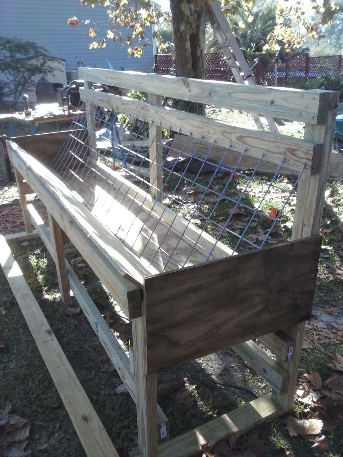 The Best Hay Feeder For Goats In World
