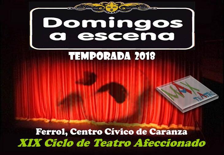 domingosaescena - Teatro aficionado Ferrol