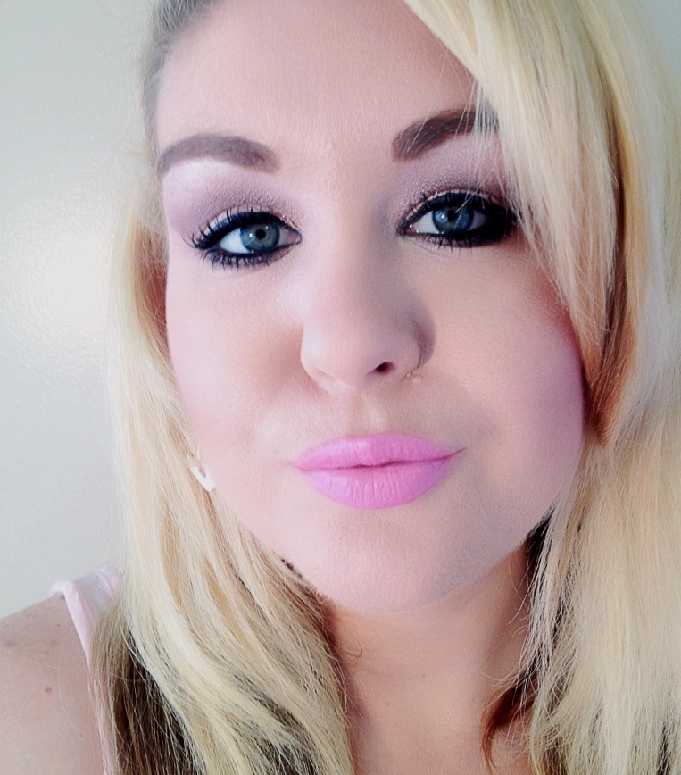 Bronzed Eye & Nude Lip Makeup Tutorial   Fair Skin - YouTube