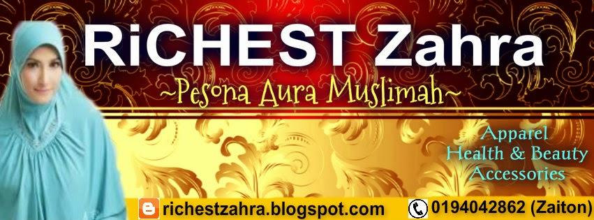 Richest Zahra Outlet