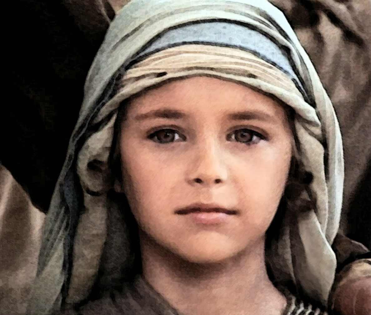Lord Jesus Christ (as Child)