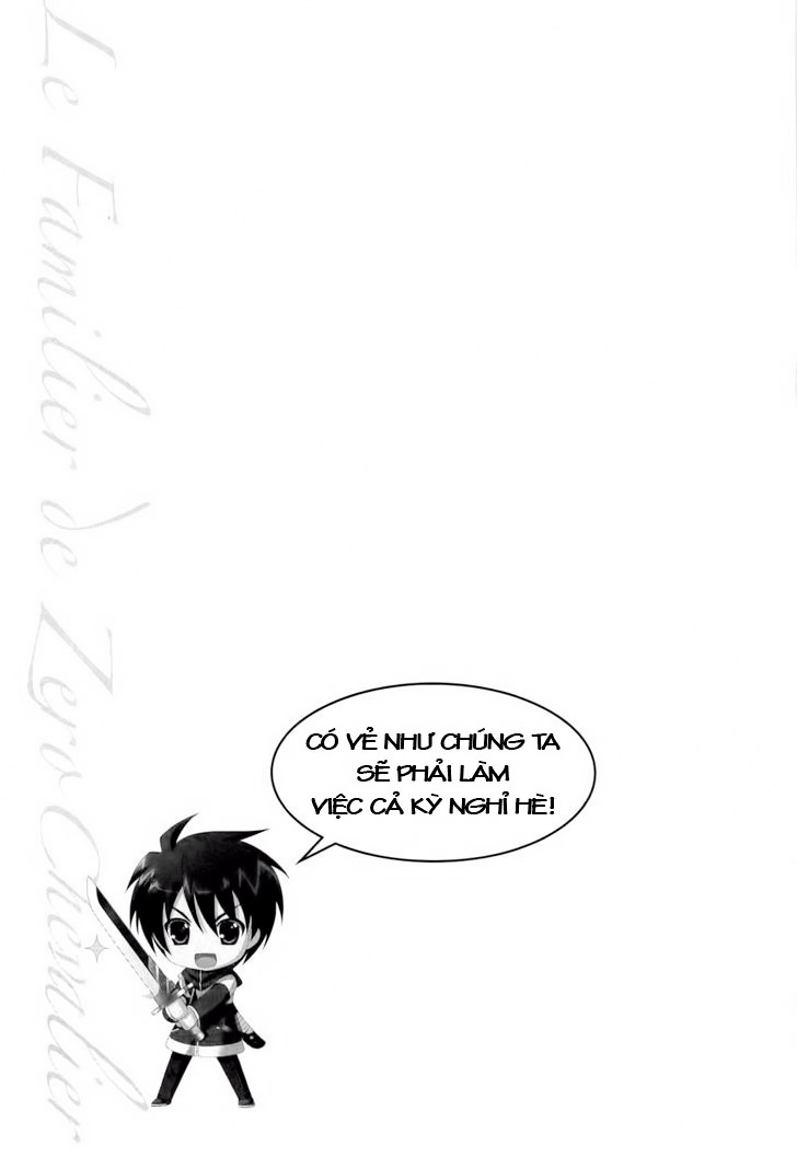 Zero no Tsukaima Chevalier chap 4 - Trang 12