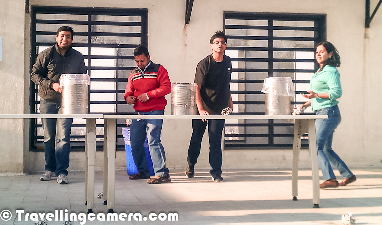 in office games