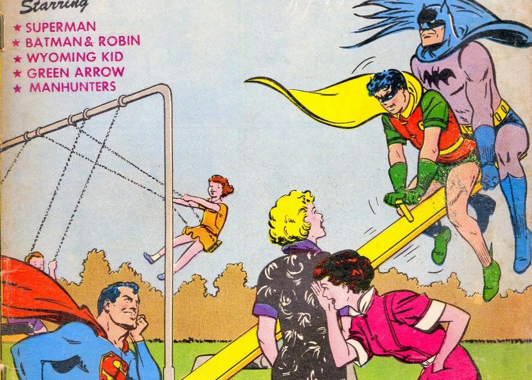 Batman, las peores tapas de comics
