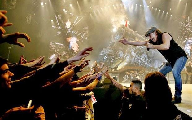 AC/DC, rock band, AC/DC rock