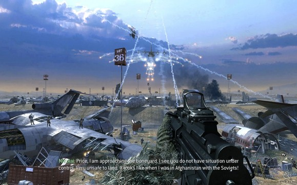 Call of Duty Modern Warfare 2 PC Game Review Screenshot 4 Call of Duty Modern Warfare 2 RePack Black Box