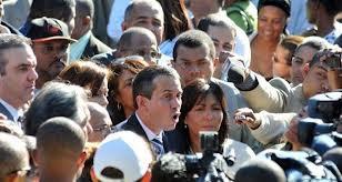 Luis Abinader afirma ocurrido en el local del PRD es muestra de la indignación de la militancia.