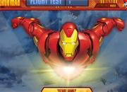 juegos iron man vuelos de prueba