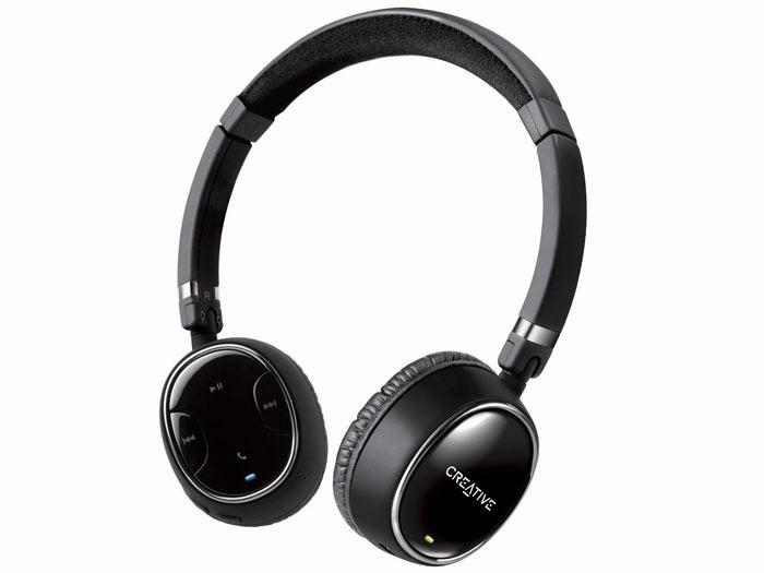 creative wireless headphone wp350