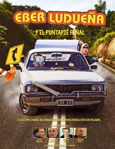Eber Ludueña y el puntapié final (2015)