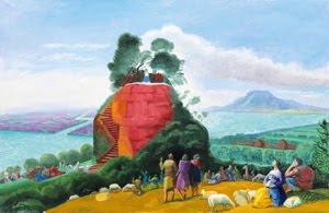 sermon on the mount claude lorrain