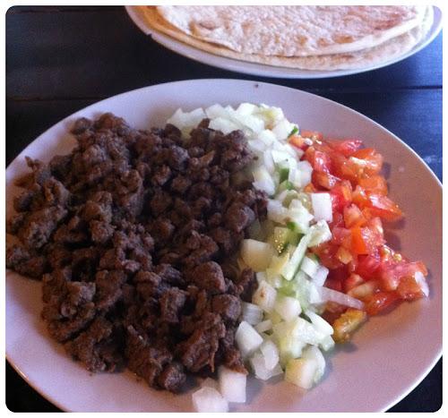 Mister Kabab Shawarma Plate