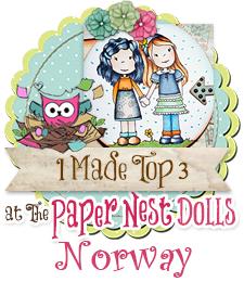 Topp 3 Paper Nest Dolls