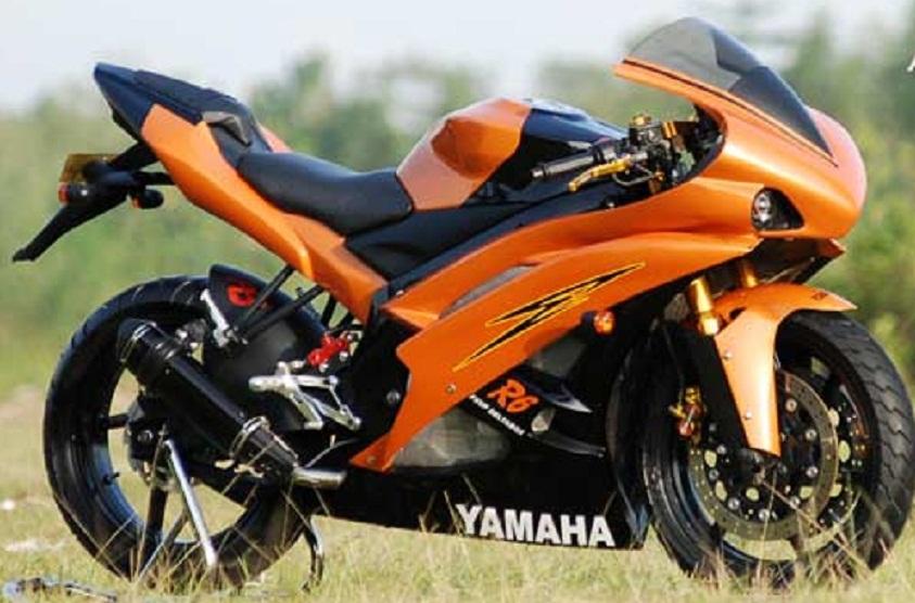Modif Yamaha Vixon