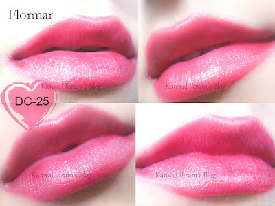 Flormar Deluxe Cashmere Lipstick DC25