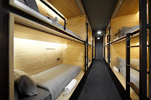Pod Boutique Capsule Hotel Promising Effortless