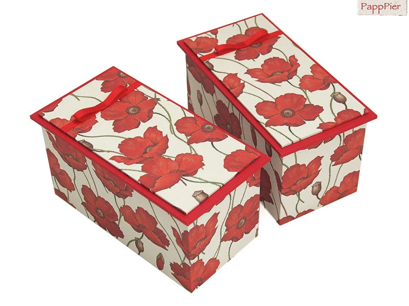 Teebeutel-Boxen