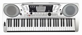 teclado arranjadores