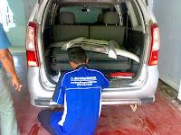 Proses Pengecekan Avanza B 2632 GJ Mataram