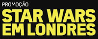 Promoção PBKids 'Star Wars em Londres'