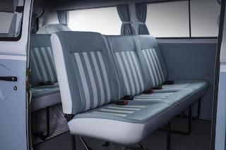 Volkswagen Kombi Last Edition (2013) Interior