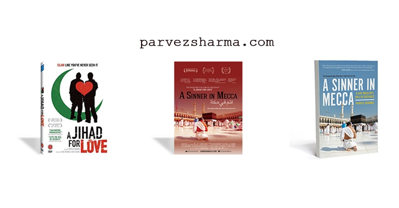 Parvez (Hussein) Sharma. 2018 Guggenheim Fellow. A Jihad for Love; A Sinner in Mecca (film+book)