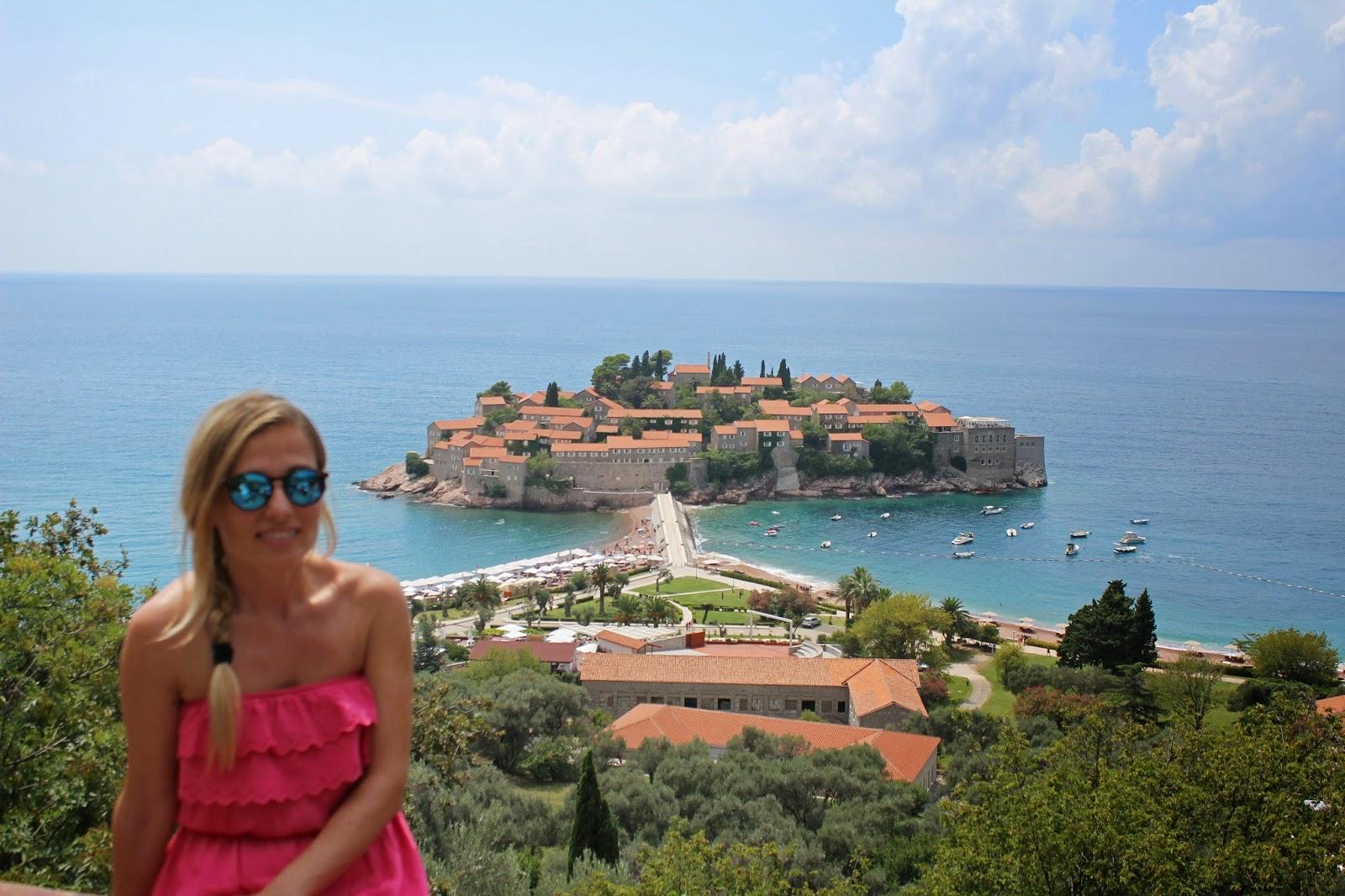 Eniwhere Fashion - Budva - Montenegro - Sveti Stefan