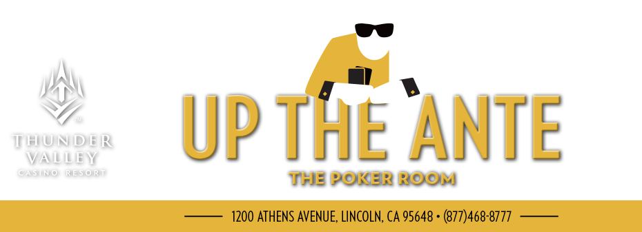 The Poker Room at Thunder Valley Casino Resort  |  Lincoln, CA