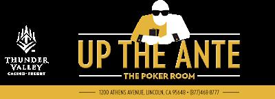 The Poker Room at Thunder Valley Casino Resort  |  Lincoln, CA