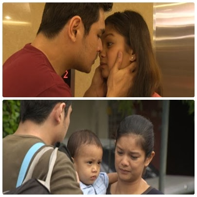 Meryll Soriano and Eric Fructuoso on MMK