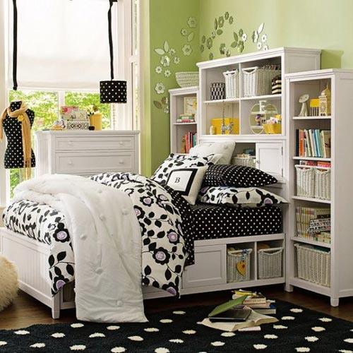 дизайн комнаты для девочки подростка фото