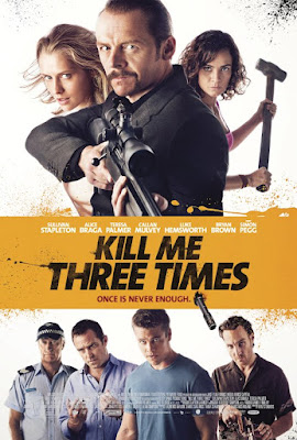 Kill Me Three Times (2015) Subtitel Indonesia