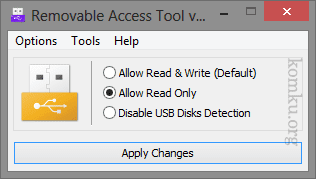 PenDrive Read-Only