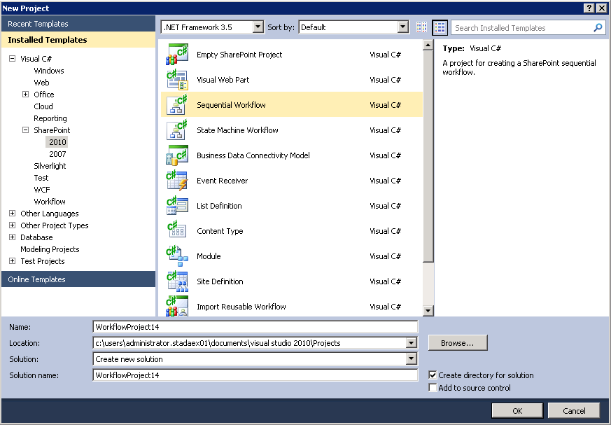 sharepoint workflow templates download - sharepoint developer topics troubleshooting in making