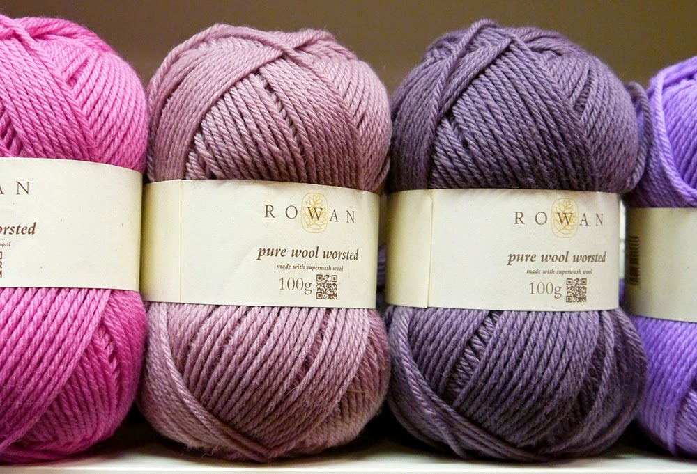 Dundee, craft shop, grand opening, sewing, crafting, DIY, supplies, haberdashery, The Haberdashery Project, new store, Wool & Co, wool, balls of wool, colourful wool, knitting