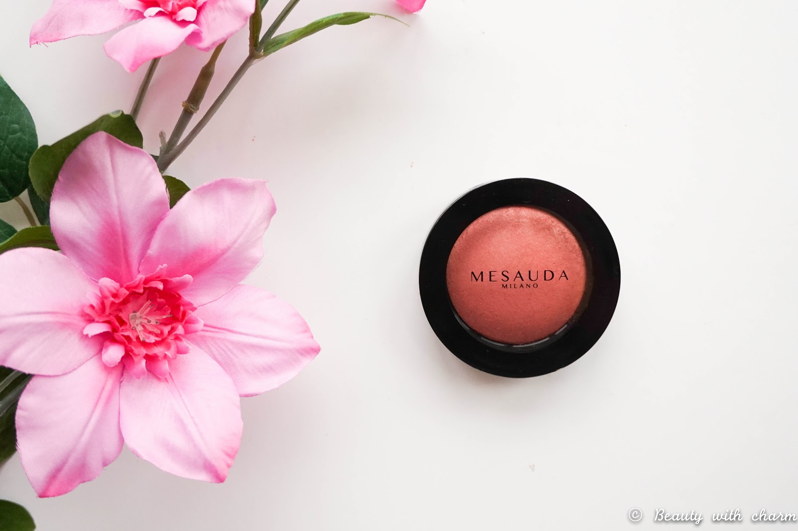 Mesauda Milano Diamond Baked Blush