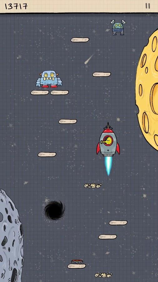 Doodle Jump v3.0 Mod [Unlimited Money]
