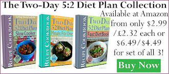 The Two-Day 5:2 Diet Plan Book Collection