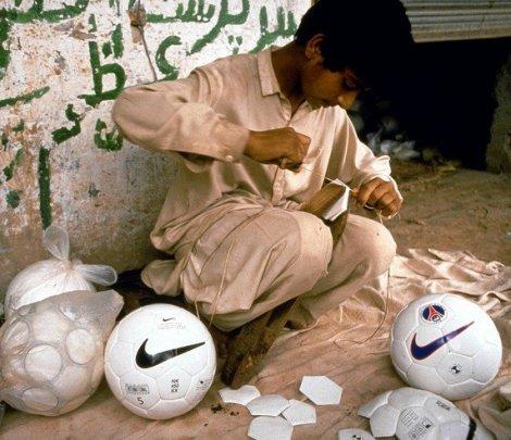 NIKE - Child labor