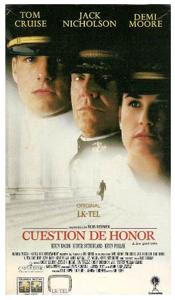 Cuestion de Honor – DVDRIP LATINO