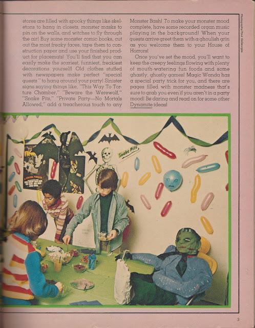 Garage Sale Finds: Monster Bash pg 3 - 1975 Dynamite (OKC Craigslist Garage Sales)