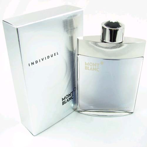 mont blanc individuel edt 75ml happy perfumes. Black Bedroom Furniture Sets. Home Design Ideas
